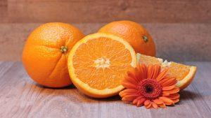 vitamine d orange