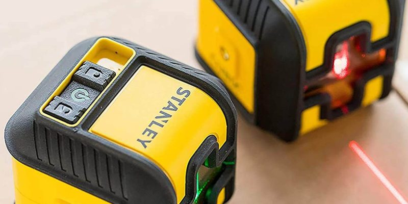 Niveau laser Stanley Stht77498-1 : Avis et Test