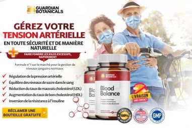 Blood Balance Guardian botanicals Avis et Témoignage : Est-il dangereux?